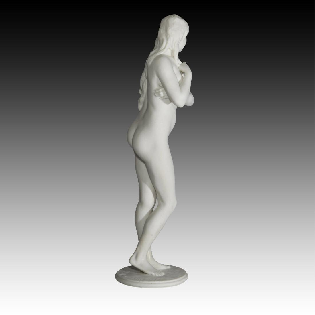 Sevres Young Nude Woman Standing - 3