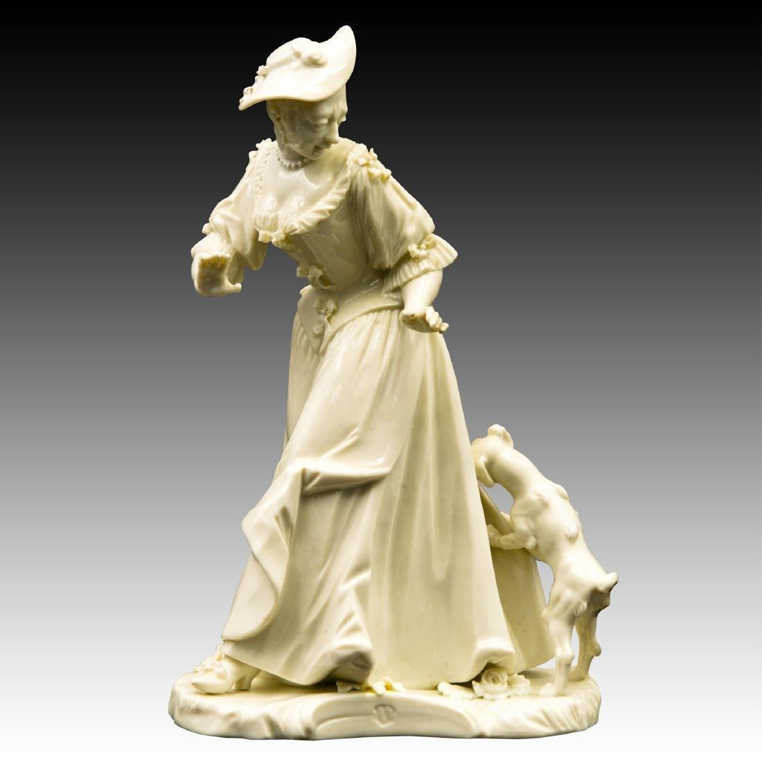 Nymphenburg German Porcelain Figurine