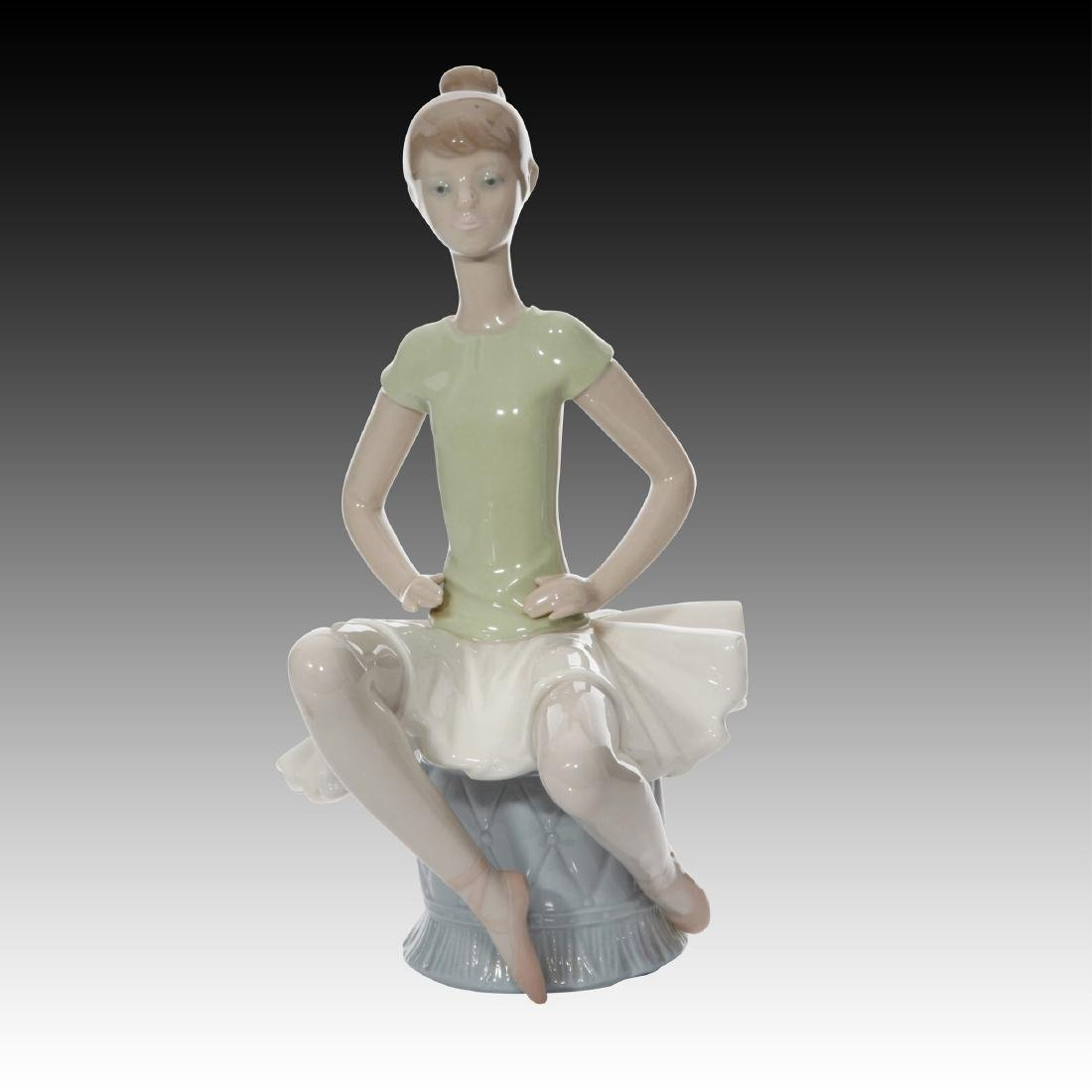 Lladro Laura Ballerina Figurine 1360 Retired