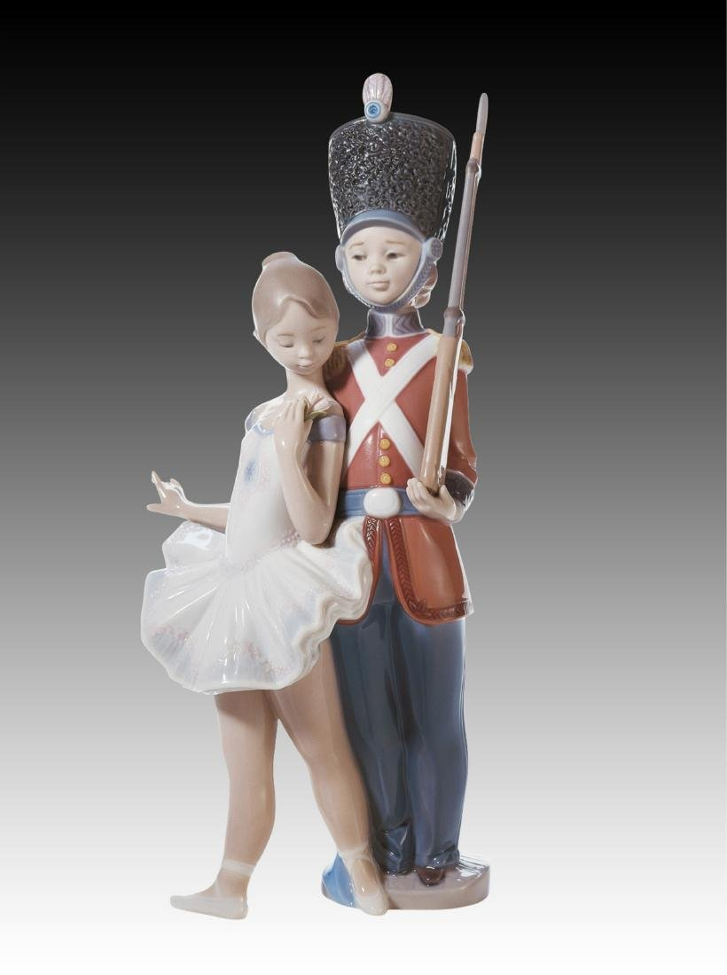 Lladro Little Tin Soldier Figurine 8321