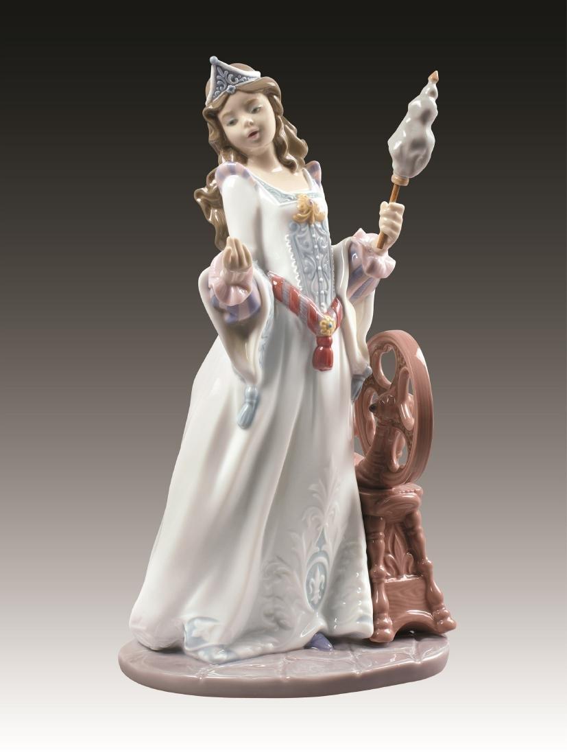 Lladro Sleeping Beauty Figurine 9189