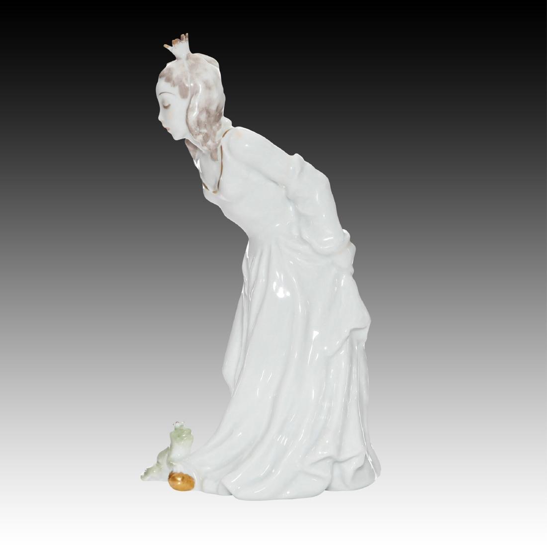 Rosenthal Figurine Princess and the Frog