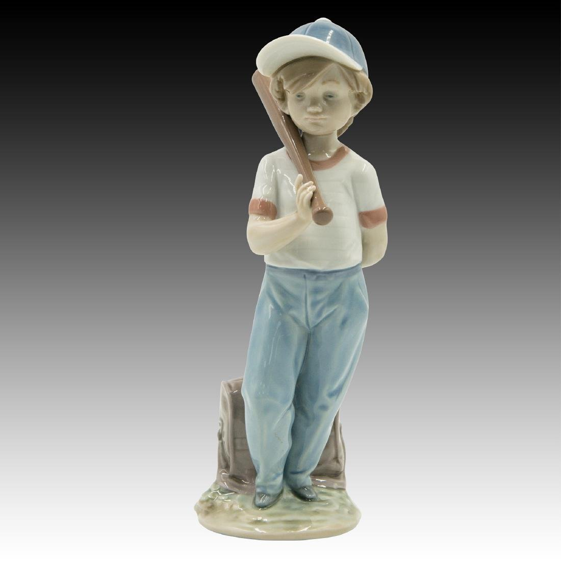 Lladro Can I Play ? Figurine 7610 Retired 1992