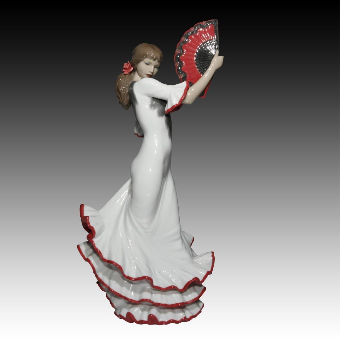 "Lladro ""Passion and Soul"" Spanish Dancer Figurine"