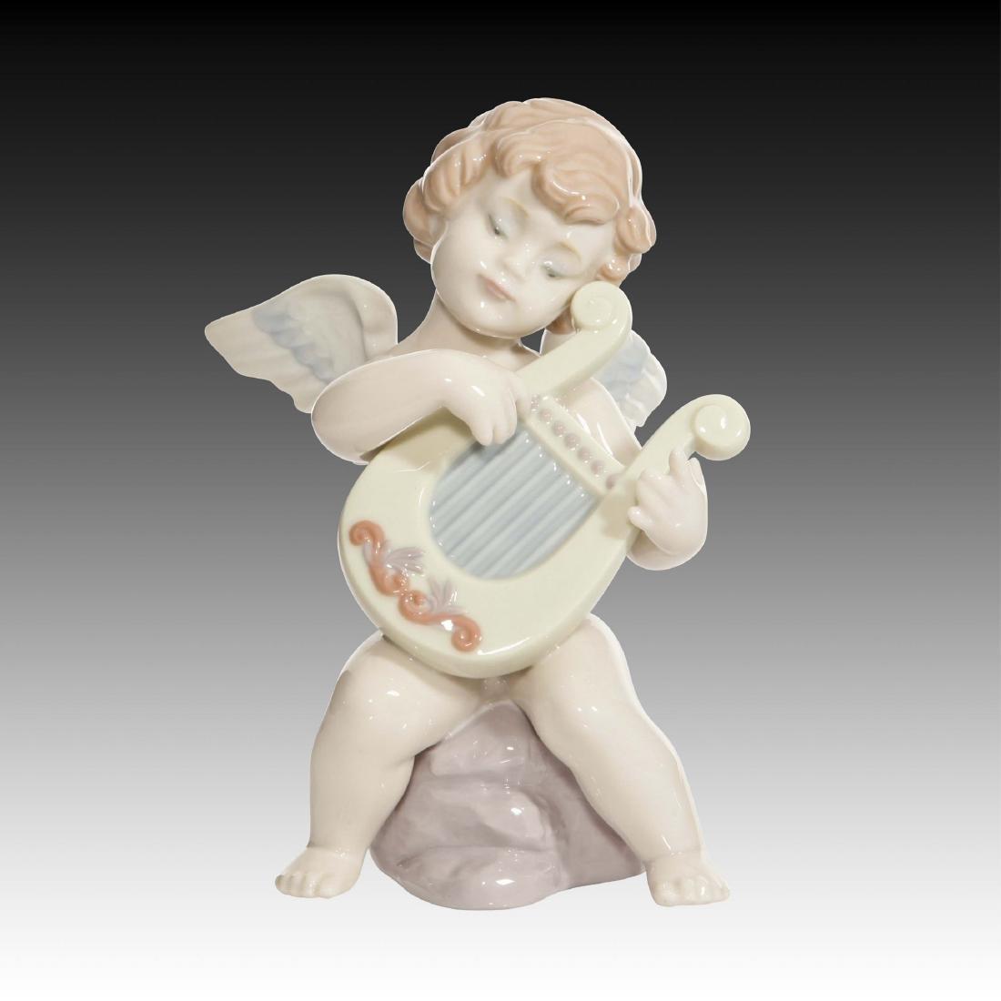 Lladro Agagio [ Angel ]  Figurine 6628