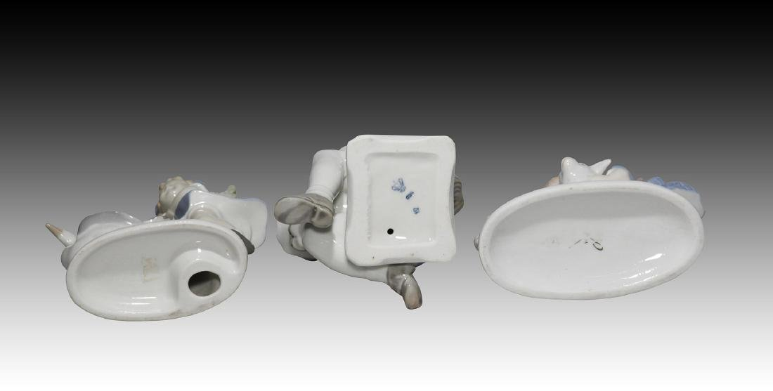 Group of 10 German GDR Porcelain Figurines of Kids - 6