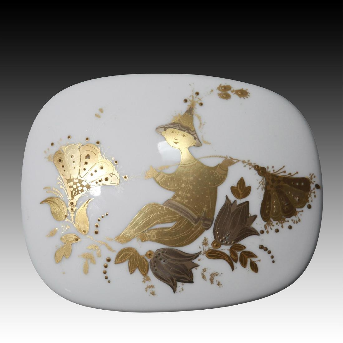 Rosenthal Porcelain Trinket Box