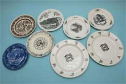 Wedgwood 8pc Americana Chargers Plates