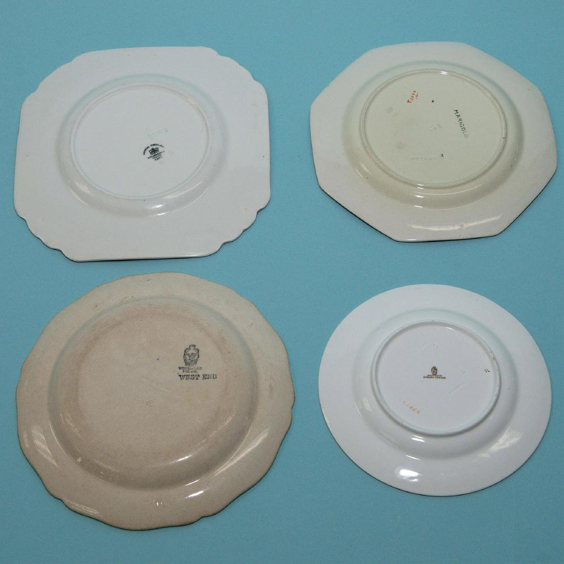 Wedgwood 4pc Plates Chargers Japanese - 2