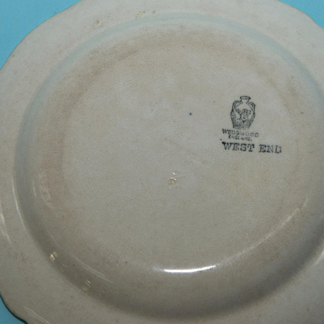 Wedgwood 4pc Plates Chargers Japanese - 3