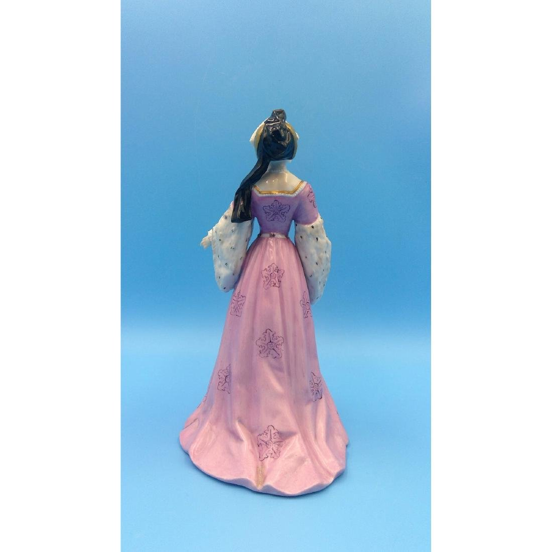 CARL THIEME GERMAN PORCELAIN FIGURINE PRINCESS - 3