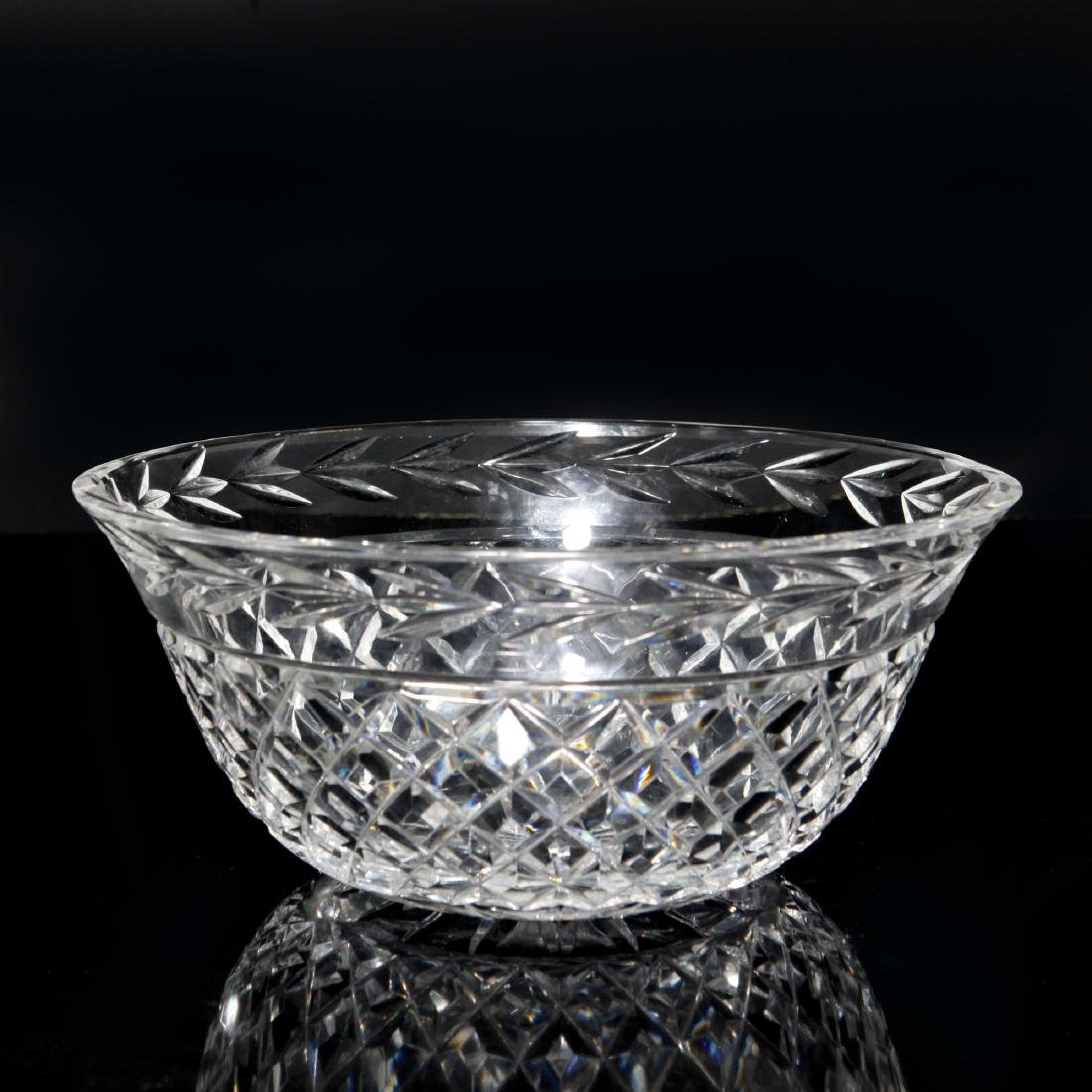 WATERFORD CRYSTAL GLANDORE BOWL