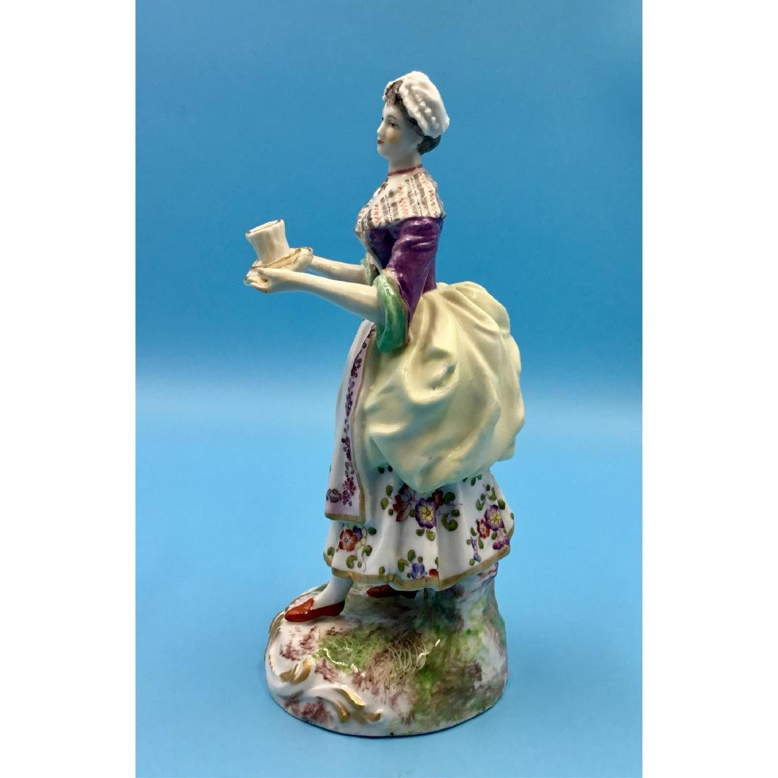 ACHILLE BLOCH FRENCH PORCELAIN FIGURINE - 2