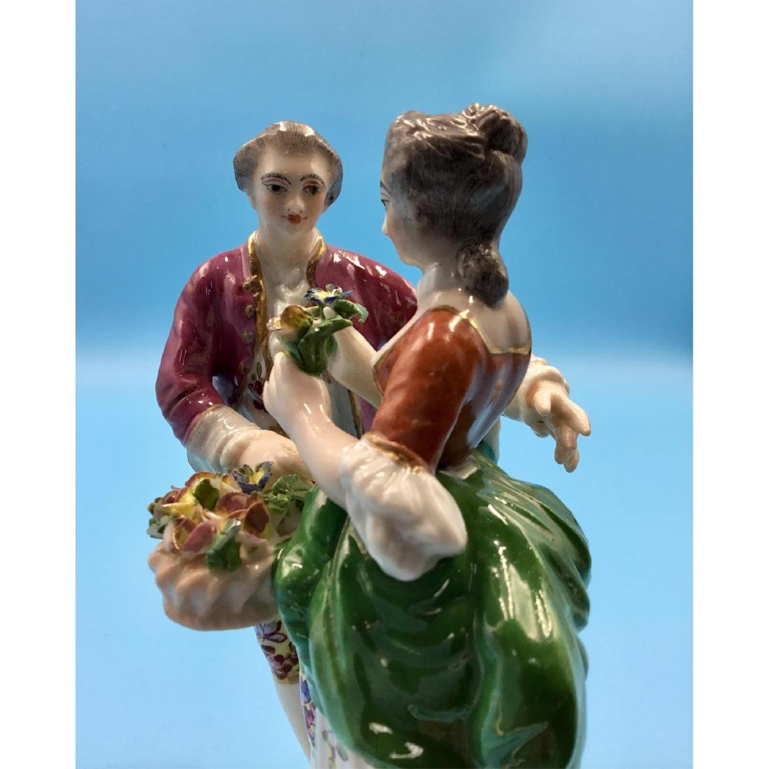 GROUP OF 3 SAMSON FRENCH PORCELAIN FIGURINES - 10
