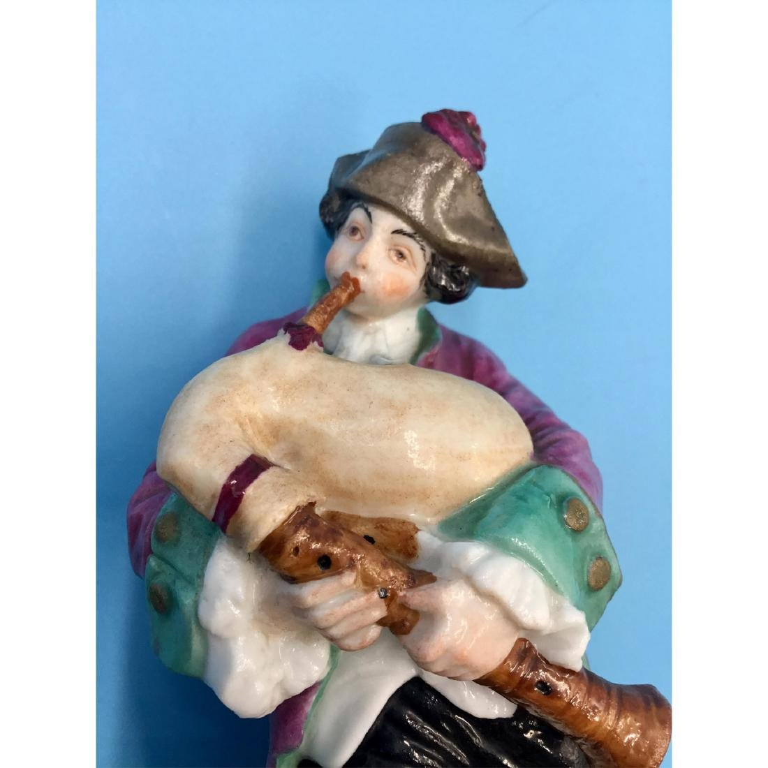 GROUP OF 3 SAMSON FRENCH PORCELAIN FIGURINES - 7