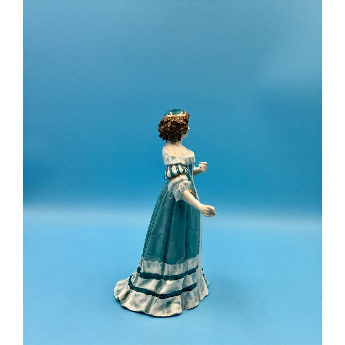 SEVRES 19THC FRENCH PORCELAIN FIGURINE - 4