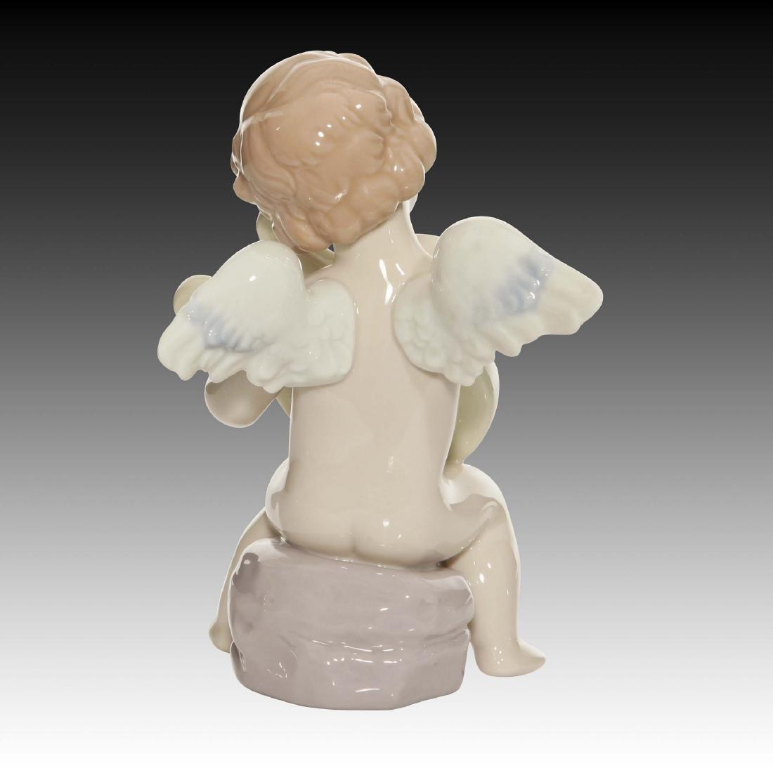 LLADRO ADAGIO ANGEL FIGURINE 6628 RETIRED 2004 - 2