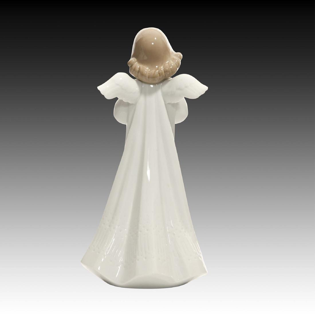 LLADRO AN ANGEL'S WISH FIGURINE 6788 - 2