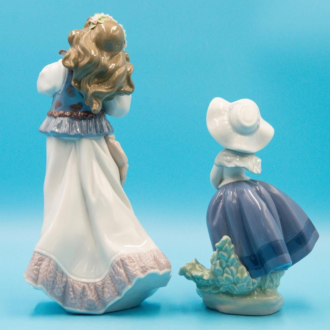 LLADRO DREAM SUMMER'S PAST AND PRETTY PICKINGS - 3