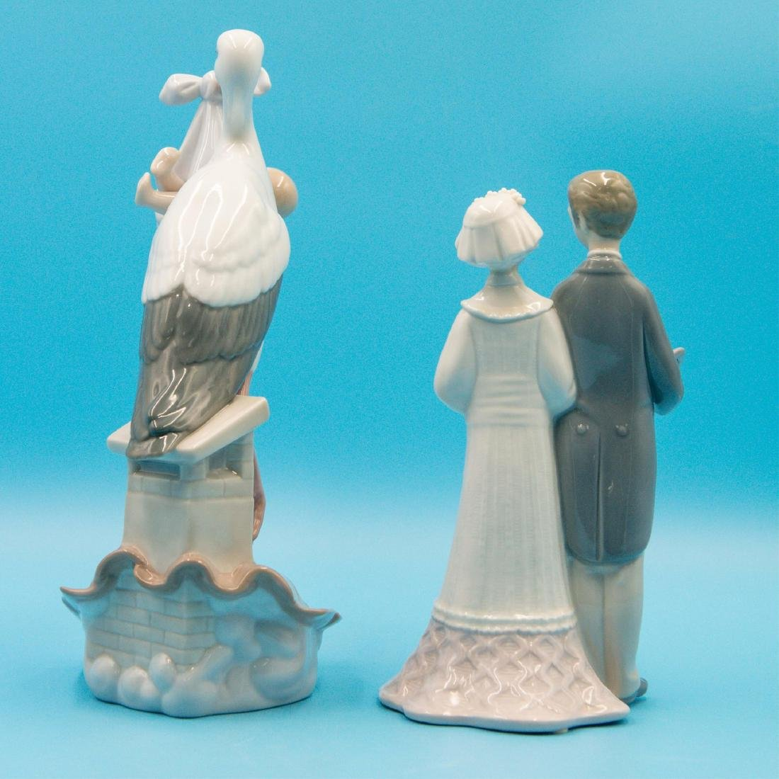 LLADRO WEDDING 4808 AND SPECIAL GIFT 6228 - 3