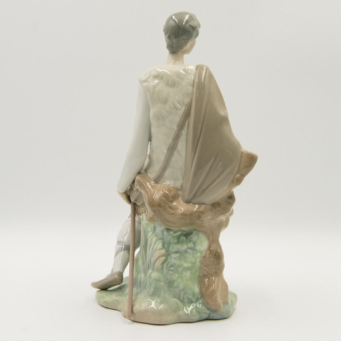 LLADRO NEW SHEPERD SCULPTURE 4577 - 2