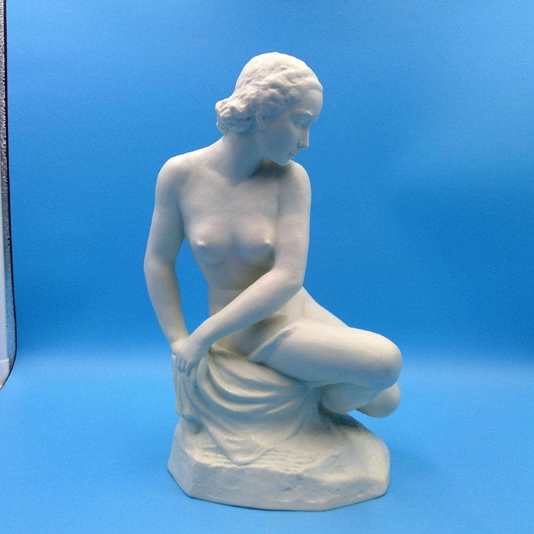 ROSENTHAL GERMAN PORCELAIN NUDE SCULPTURE