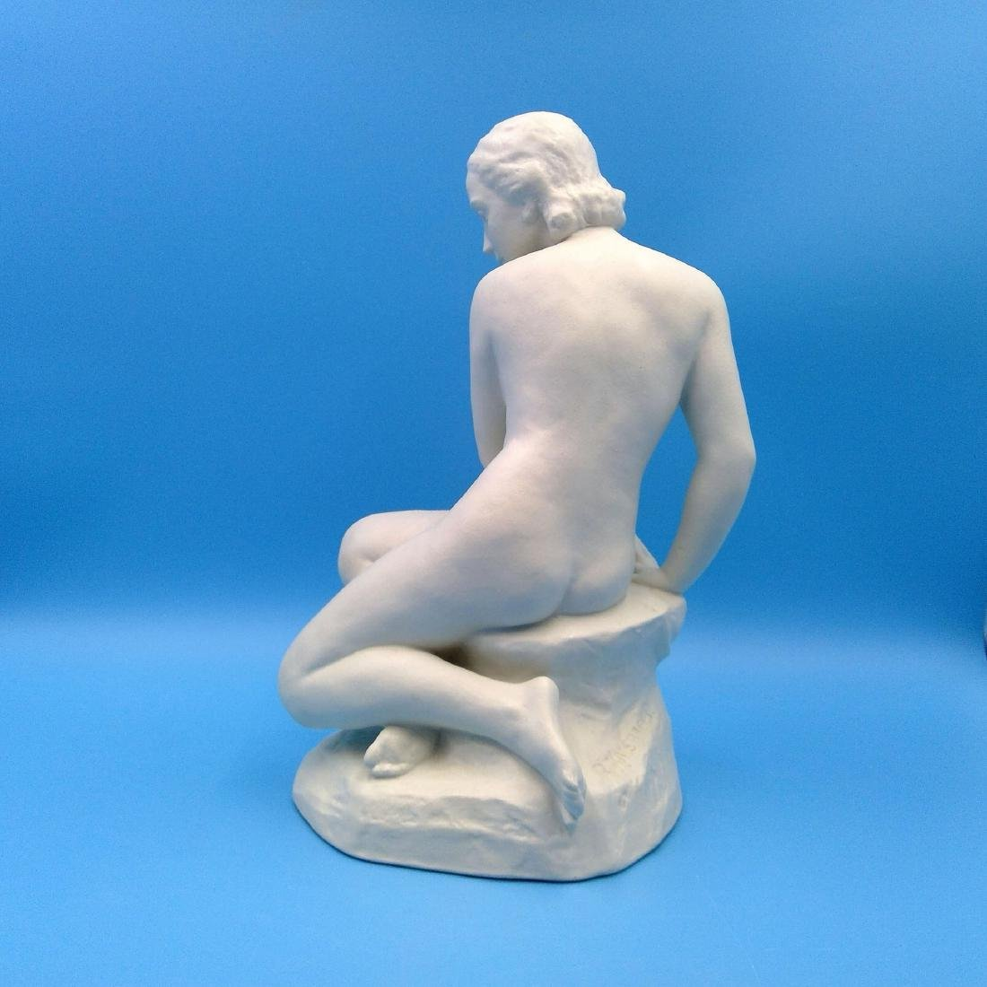 ROSENTHAL GERMAN PORCELAIN NUDE SCULPTURE - 3