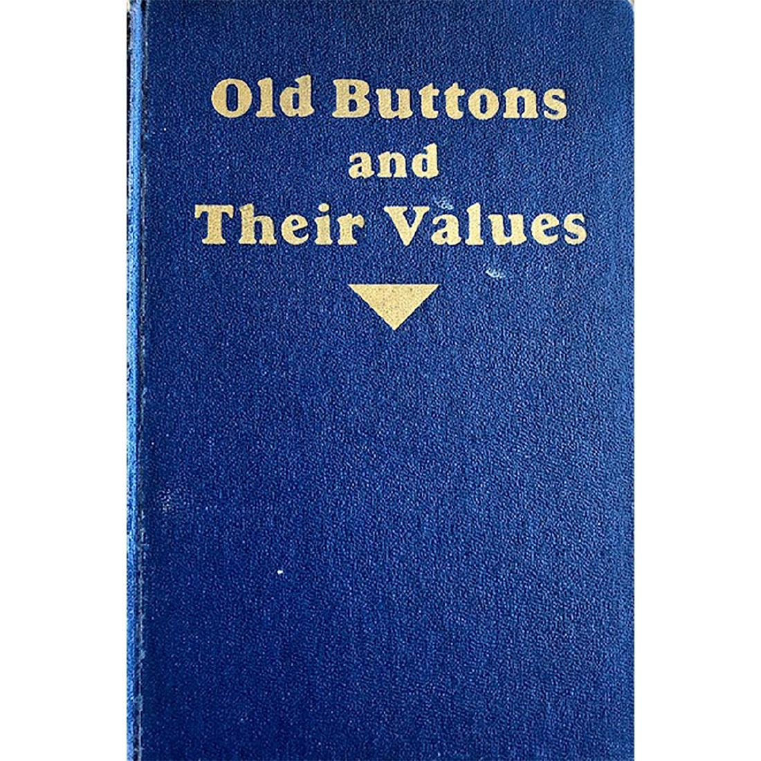"""2 BUTTON BOOKS INCLUDING """"BUTTONS"""" BY EPSTEIN - 2"""