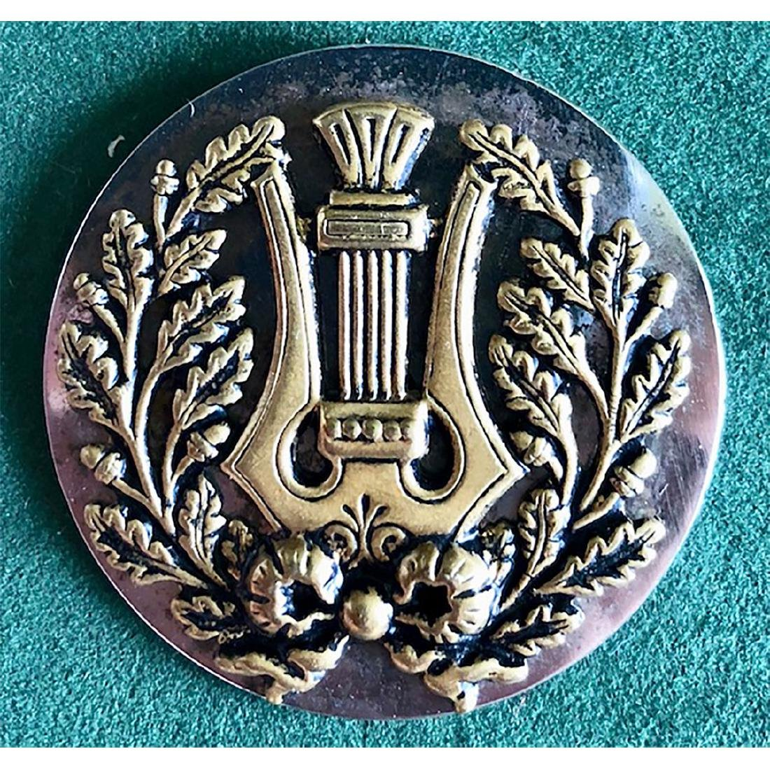 23 M/L ANGELS/GNOMES AND MUSICAL INSTRUMENT BUTTON - 4