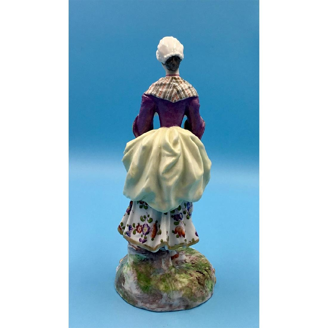 ACHILLE BLOCH FRENCH PORCELAIN FIGURINE - 3