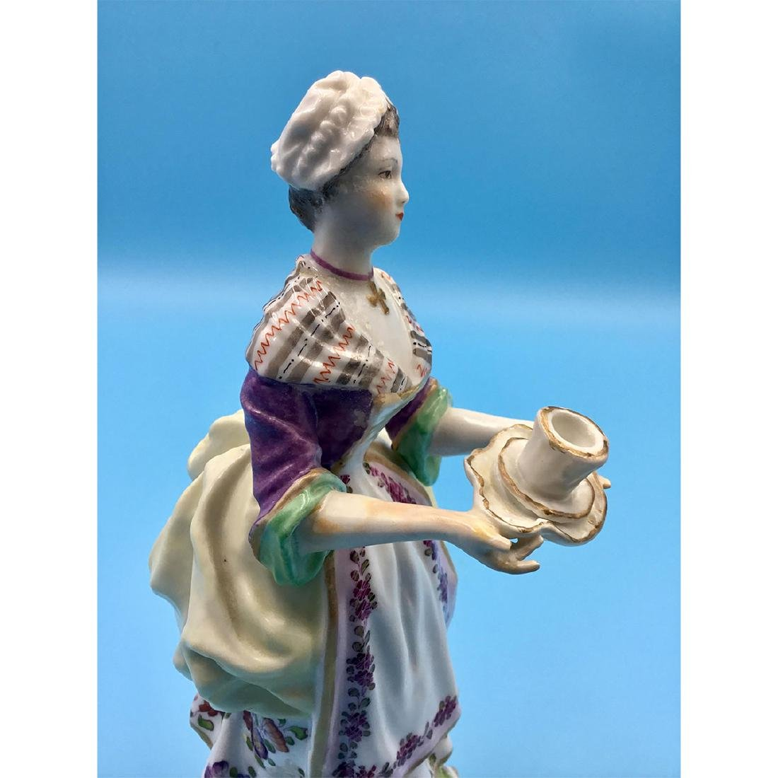 ACHILLE BLOCH FRENCH PORCELAIN FIGURINE - 7