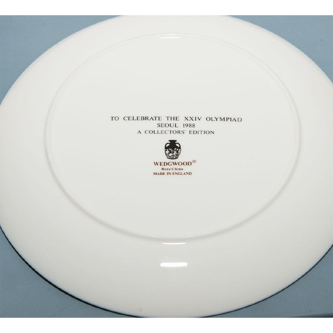 Wedgwood Group of 9pc Plates Dishes Tray - 7