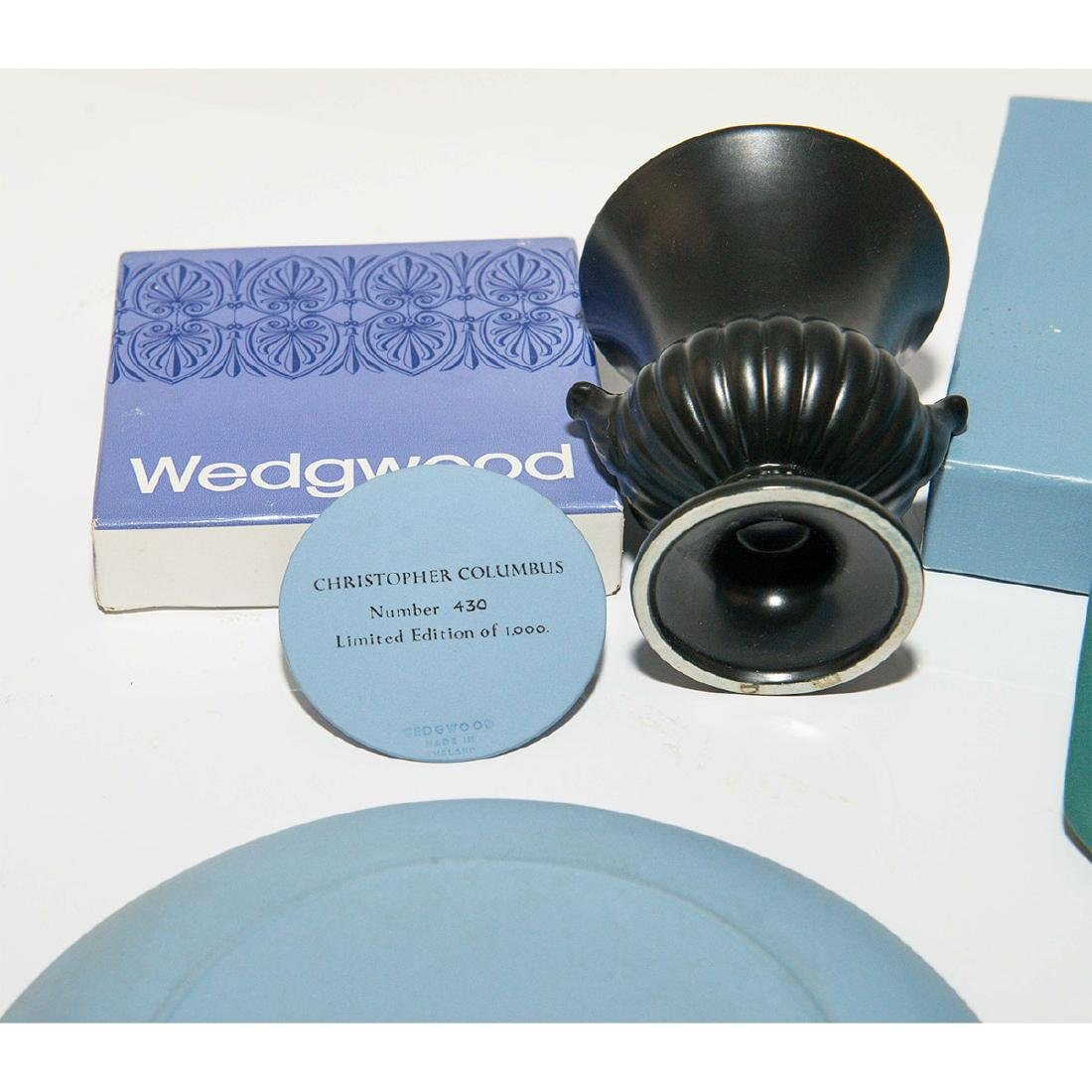 Wedgwood Group of 9pc Plates Dishes Tray - 8