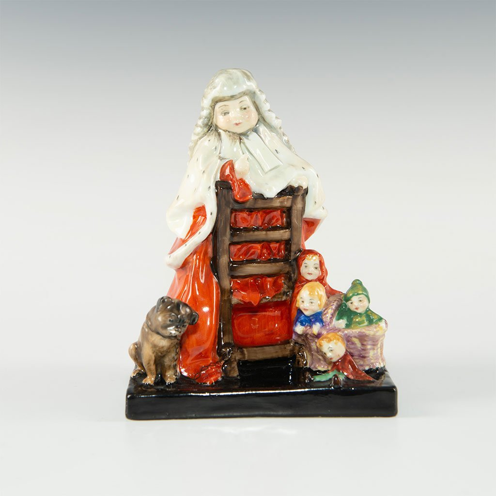 JUDGE & JURY (HN1264) BY ROYAL DOULTON