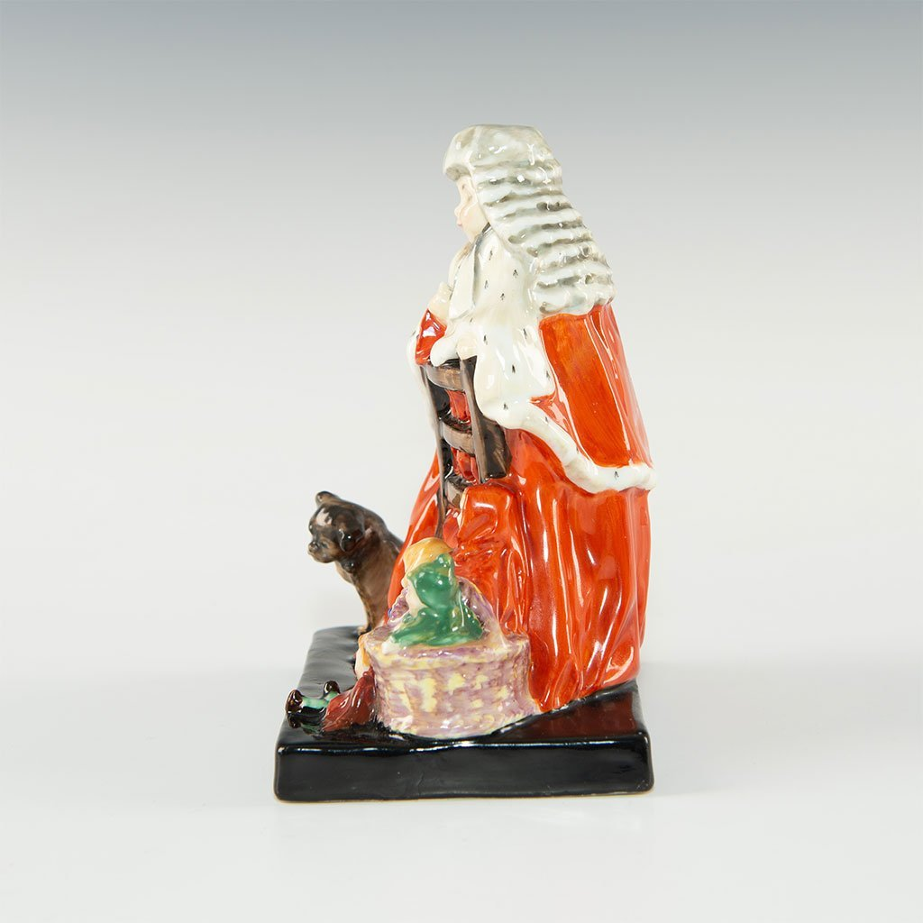JUDGE & JURY (HN1264) BY ROYAL DOULTON - 2