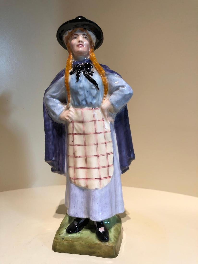 ROYAL DOULTON FIGURE OF A WELSH GIRL