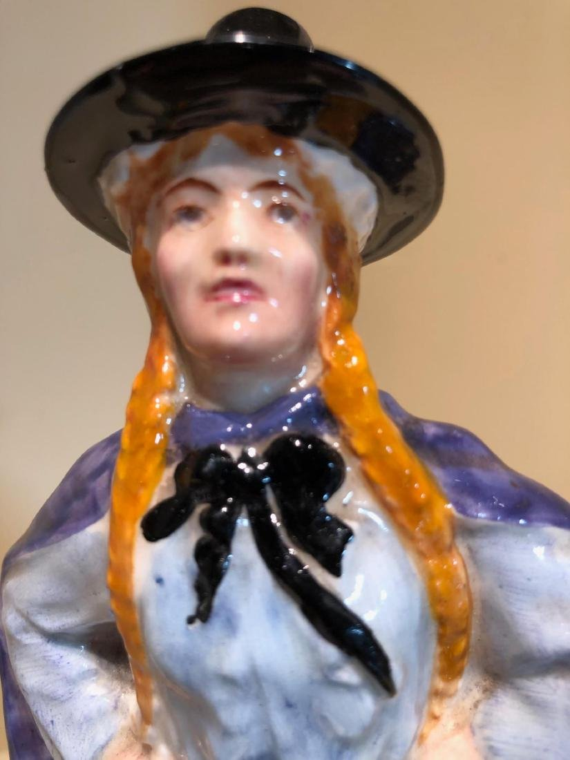 ROYAL DOULTON FIGURE OF A WELSH GIRL - 2