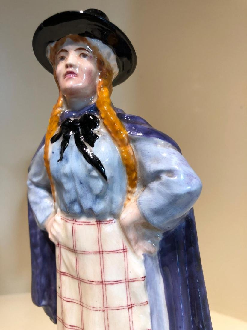 ROYAL DOULTON FIGURE OF A WELSH GIRL - 3