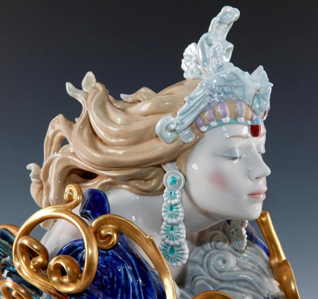 LLADRO WINGED BEAUTY HIGH PORCELAIN COLLECTION - 3