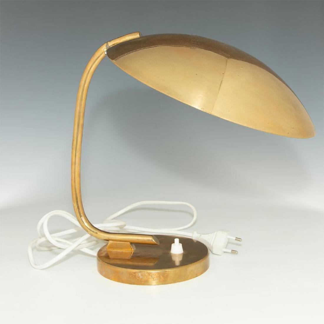 ITSU MADE FINNISH MID-CENTURY MODERN DESK LAMP - 2