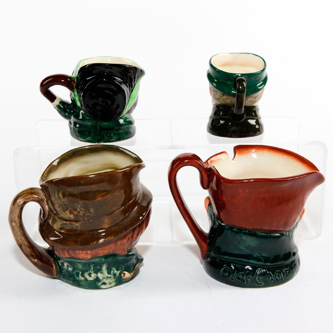 GROUP OF FOUR ROYAL DOULTON CHARACTER JUGS - 2
