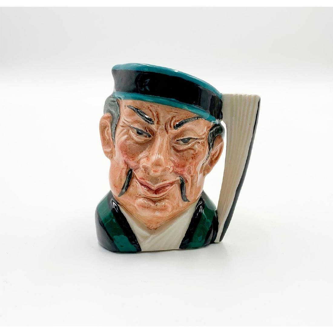 ROYAL DOULTON MINI CHARACTER JUG THE MIKADO D6525