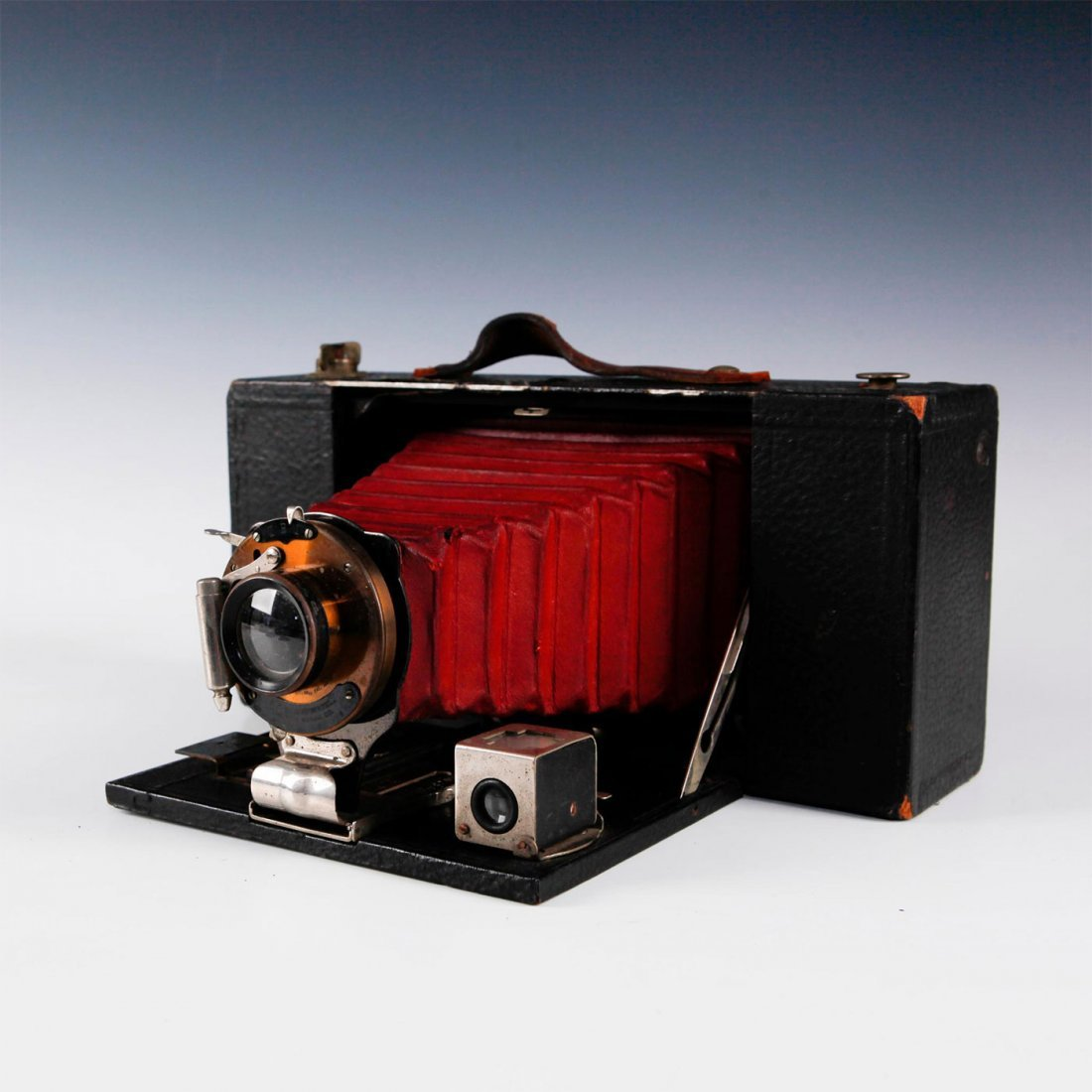 ANTIQUE KODAK TBI FPK AUTOMATIC FOLDING BELLOWS CAMERA