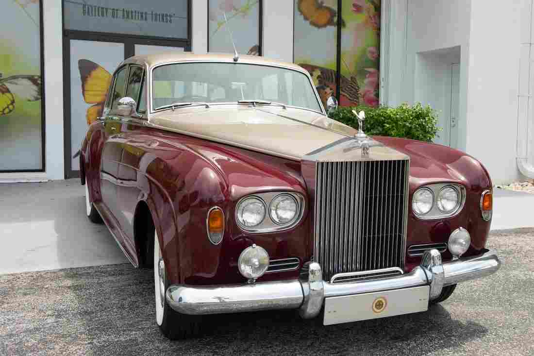 1964 ROLLS-ROYCE SILVER CLOUD III MOTOR CAR