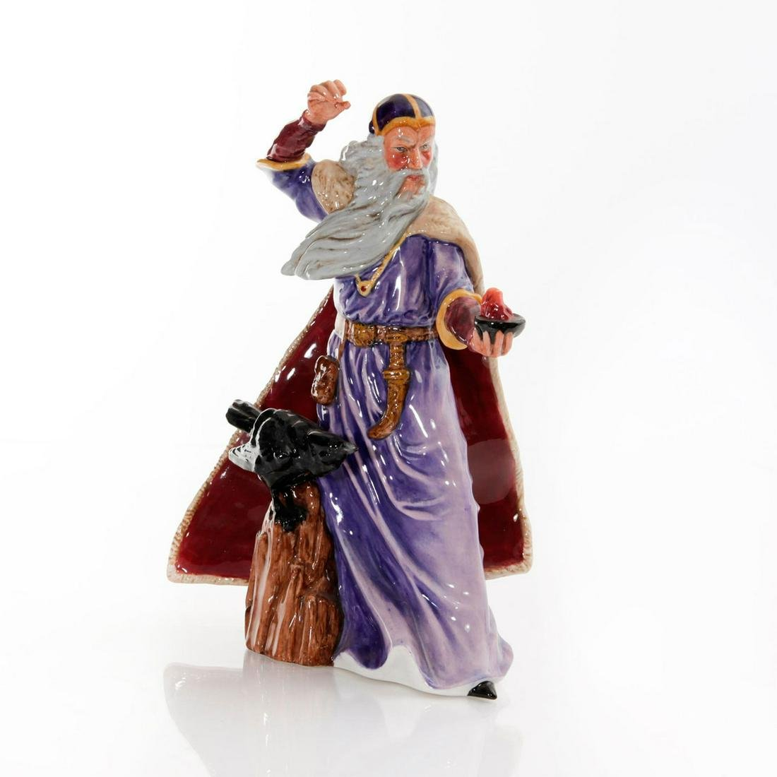 ROYAL DOULTON FIGURINE THE SORCERER HN4252