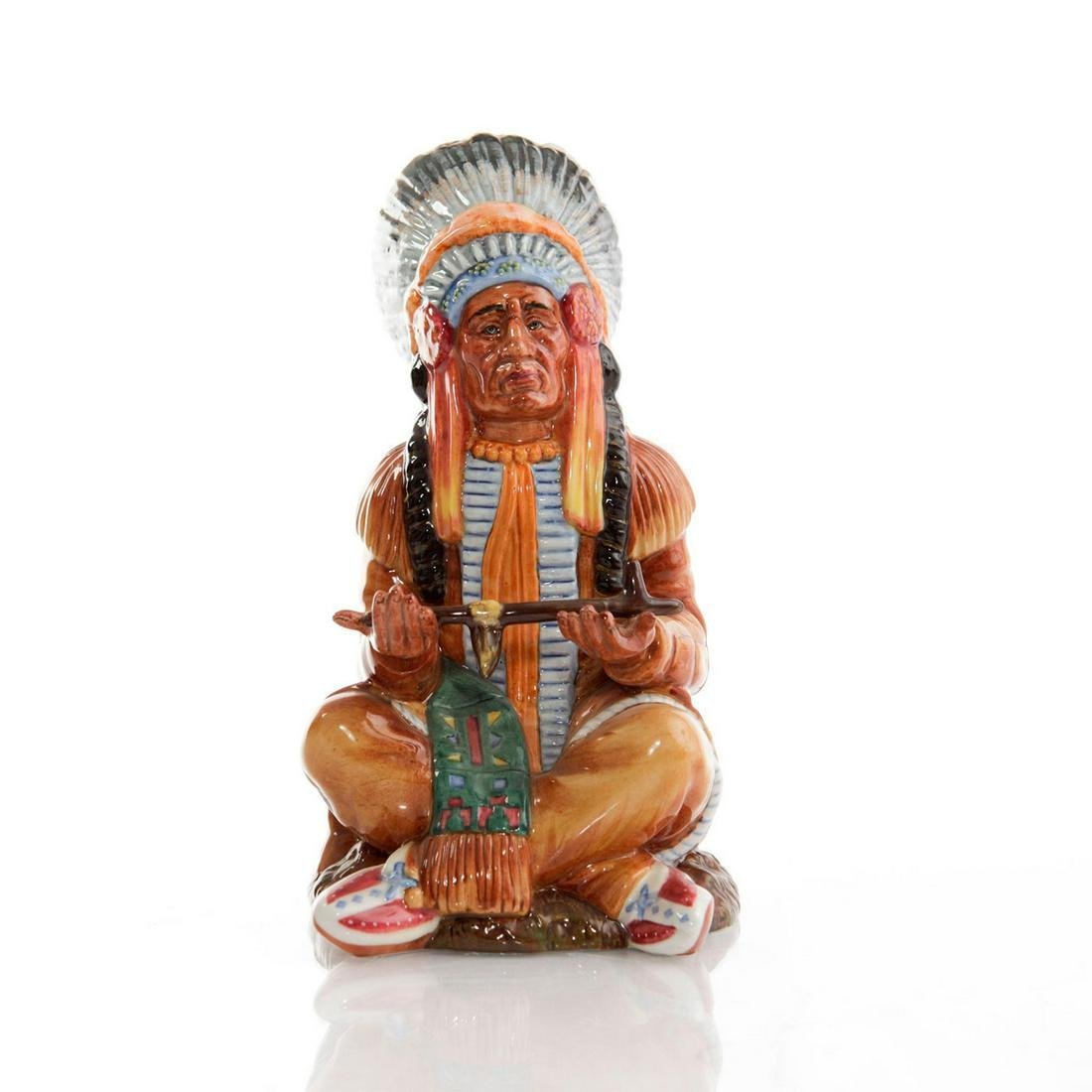ROYAL DOULTON FIGURINE, THE CHIEF HN2892