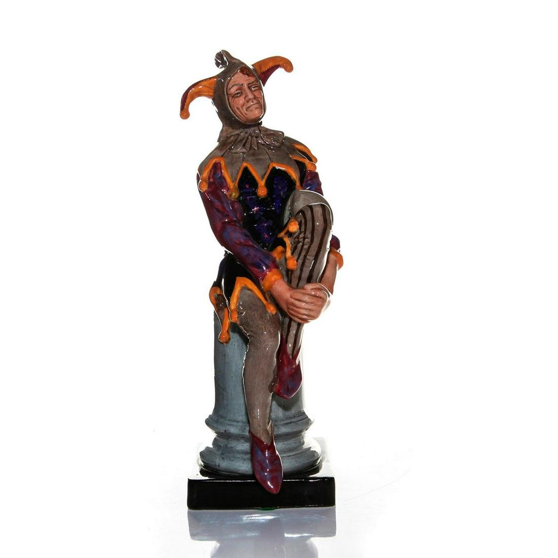 ROYAL DOULTON FIGURINE, THE JESTER HN2016
