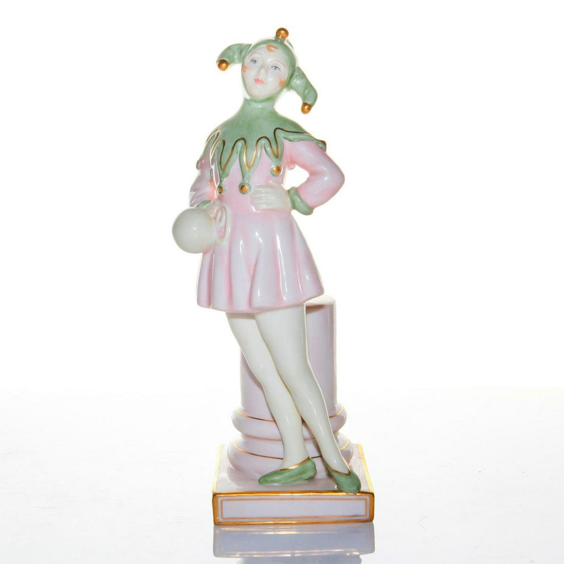 ROYAL DOULTON FIGURINE, LADY JESTER HN3924