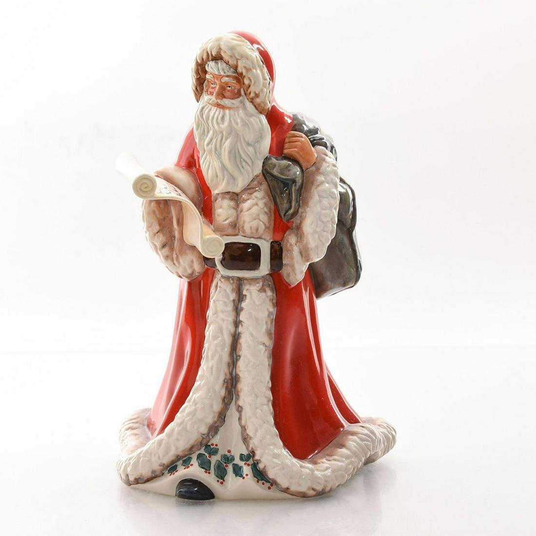 ROYAL DOULTON FIGURINE, FATHER CHRISTMAS HN5040