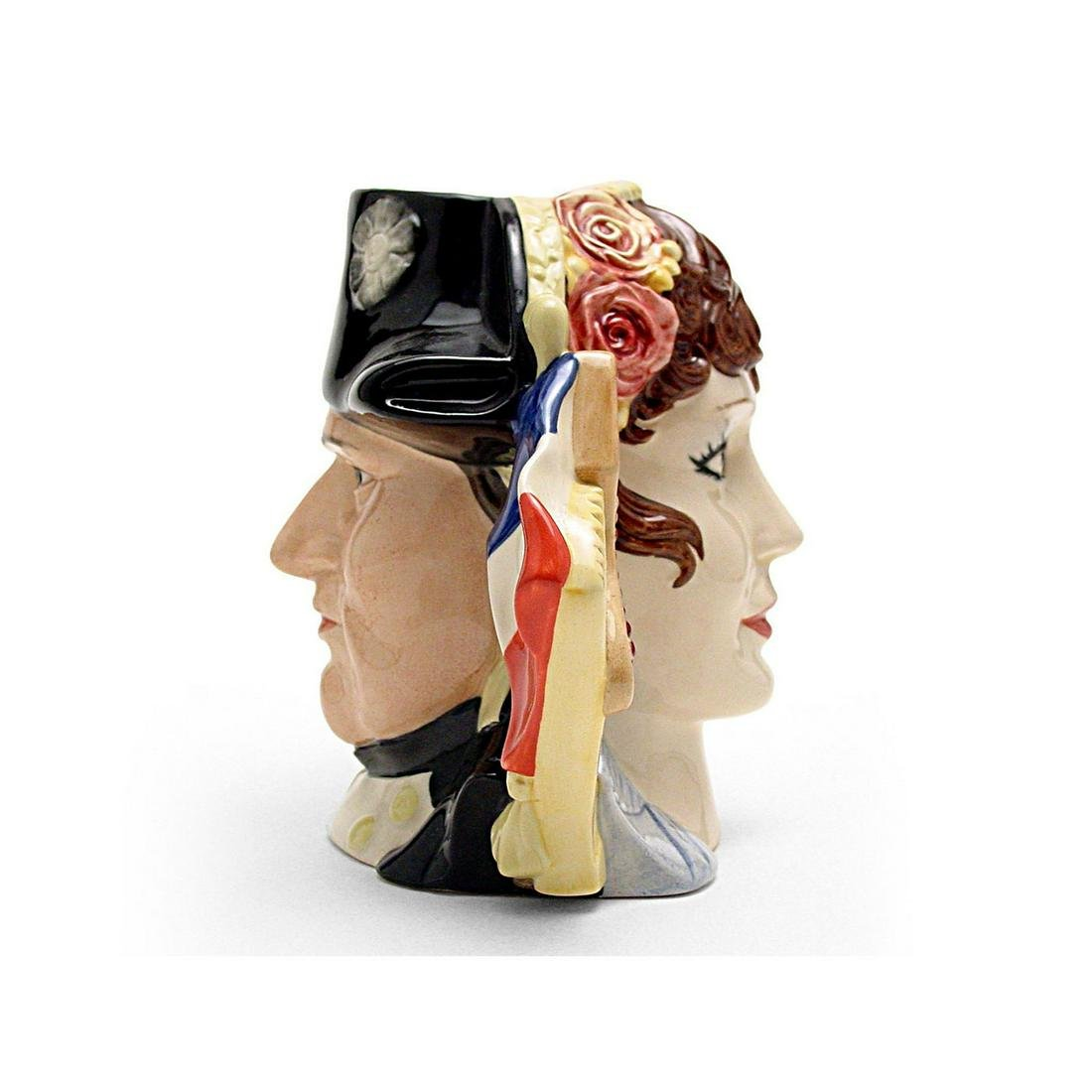 NAPOLEON AND JOSEPHINE D6750 (DOUBLEFACED) - LARGE -